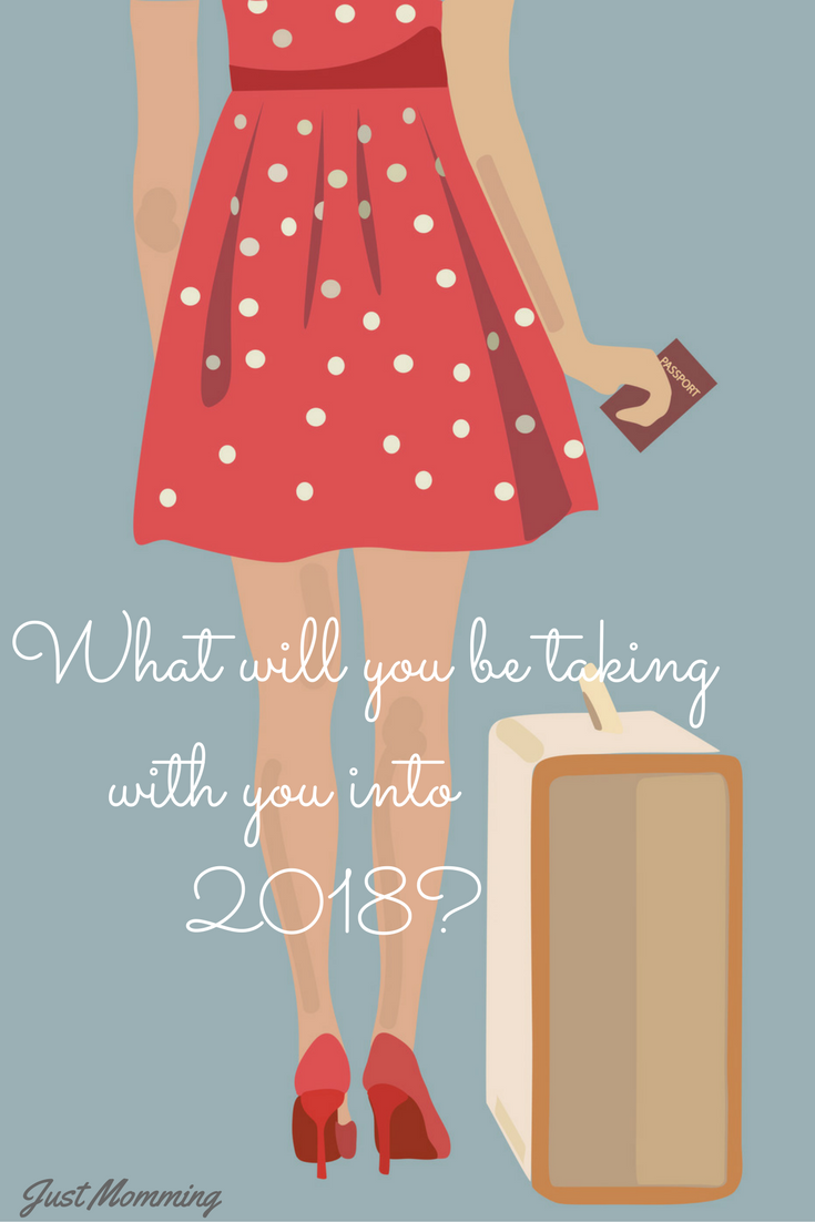 Saving What Remains - What will you take with you into 2018?